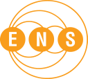 Grafik: Logo ENS