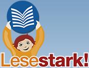 Grafik: Logo Lesestark