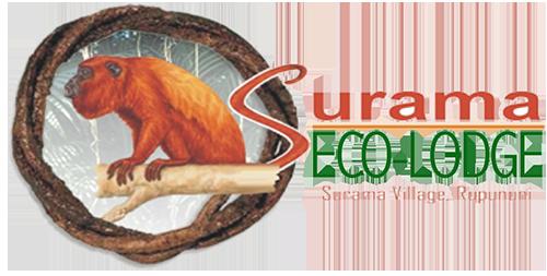 Grafik: Logo Surama Village