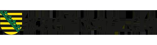 Grafik: Logo Sachsen.de